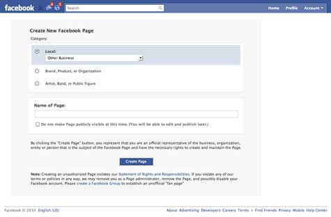 create-a-new-facebook-page